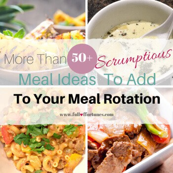 More Than 50+ Meal Ideas