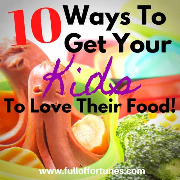 10 Sneaky Ways To Get Your Kids To Finally Eat