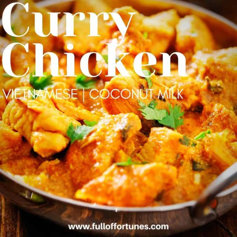 Crazy Delicious Curry Chicken