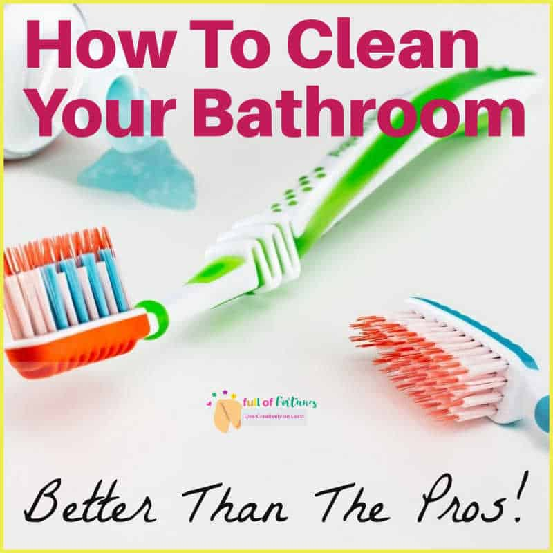 Toothbrushes & Toothpaste in clean Bathroom