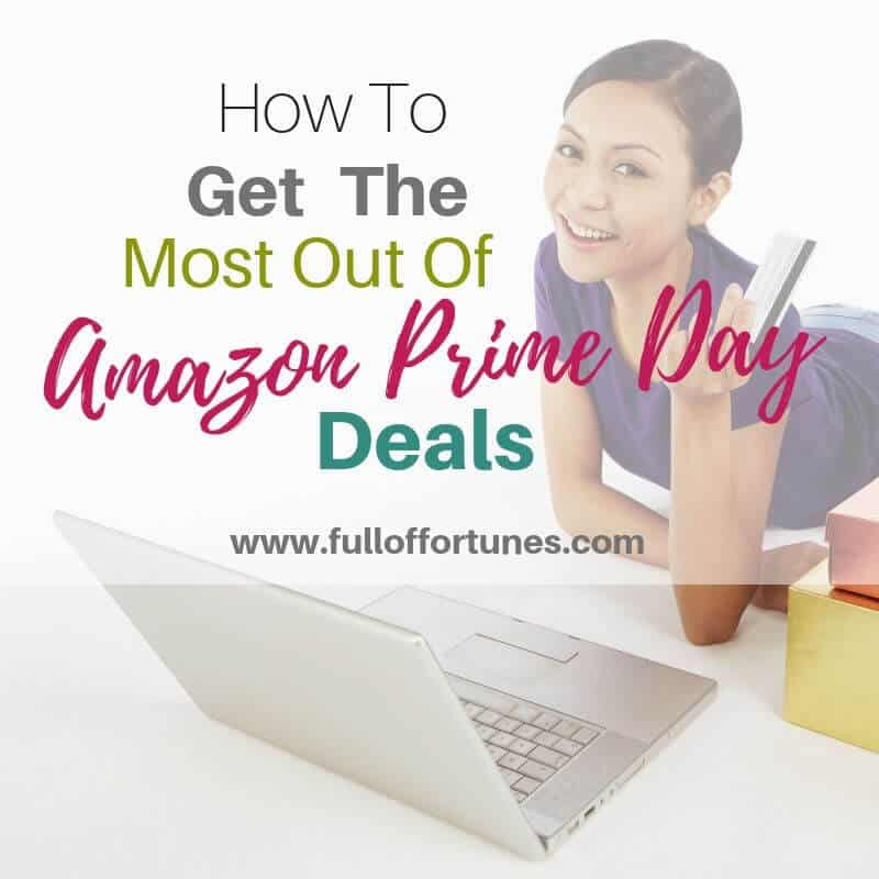 Amazon Prime Day Deals makes it easy to shop online from the comfort of your home saving you time, money, and frustration.