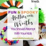 Roundup: 25 DIY Halloween Wreath Ideas To Celebrate Halloween
