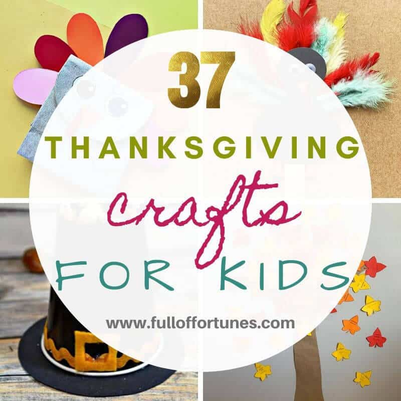 37-Thanksgiving-Crafts-For-Kids