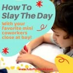 How To Stay Productive As A Working Mom While Homeschooling Kids During Quarantine