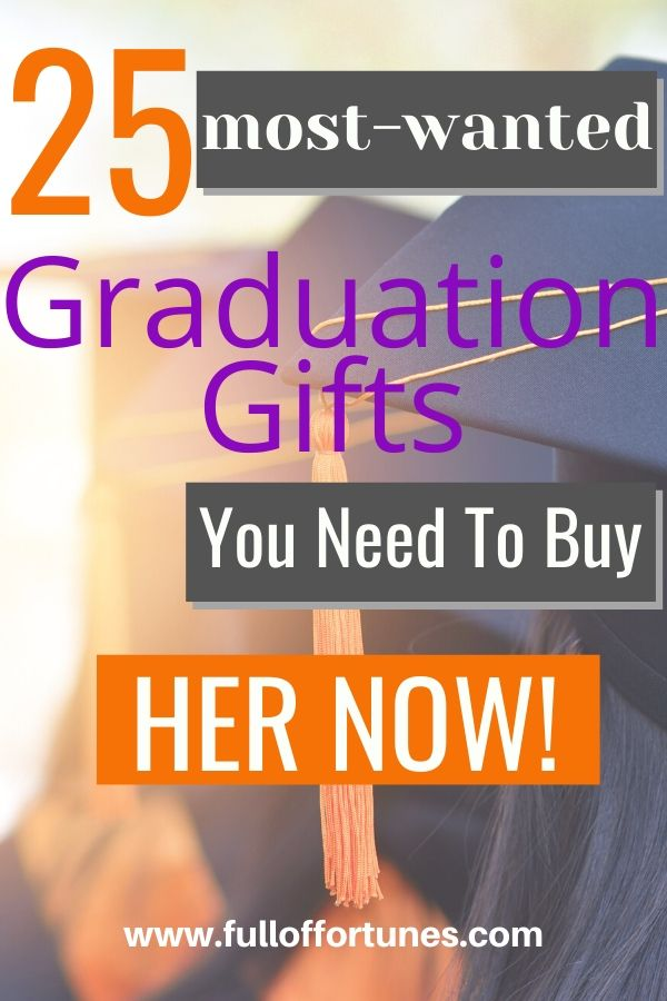 2020 will be the year that will go down in history as the toughest for our graduates. Give her a gift that she deserves from this gift guide to help her survive her college years and beyond.