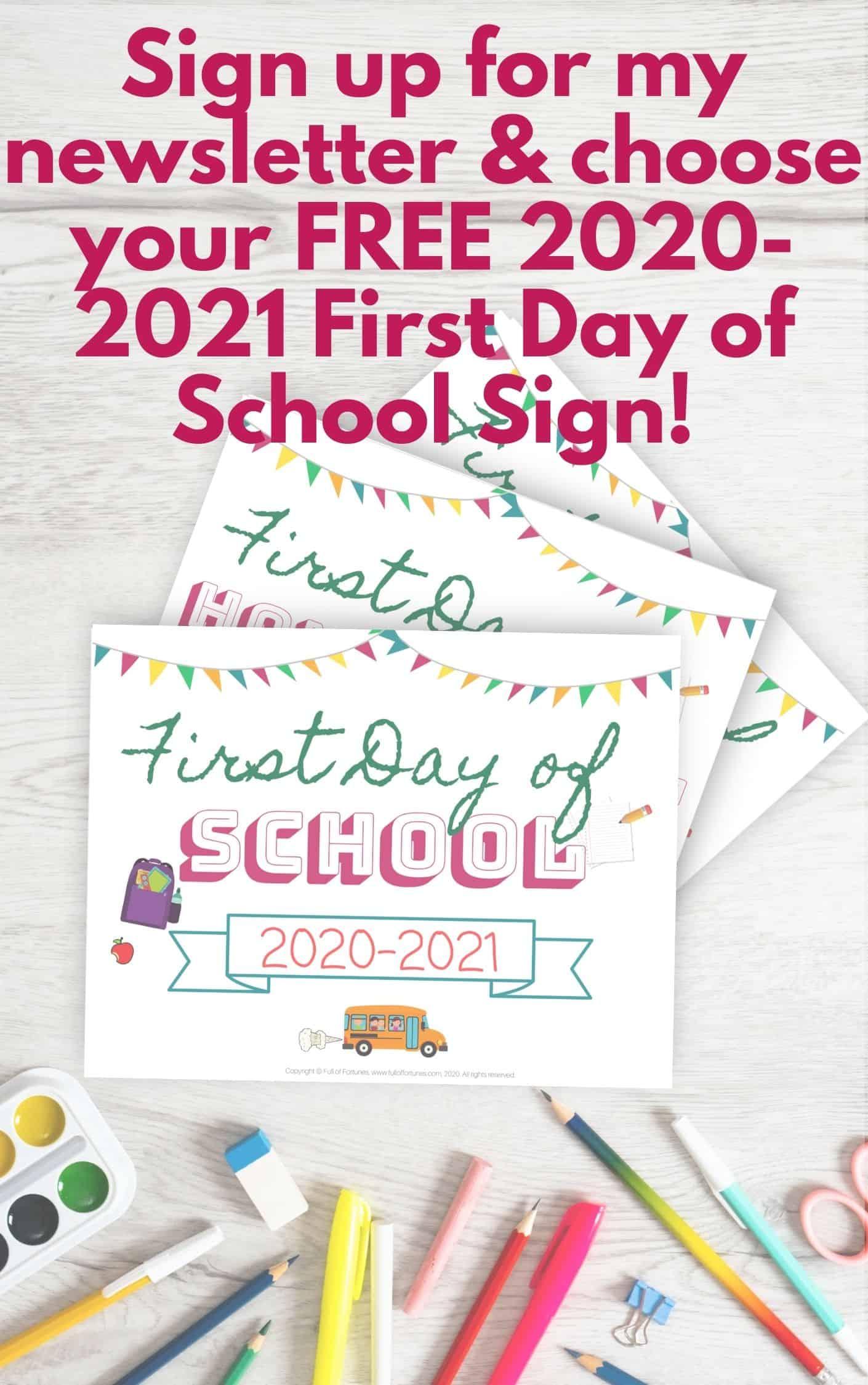 2020-2021ChooseYour1stDaySchoolSign