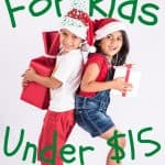 The Best Toys & Games Stocking Stuffers & Gifts For Kids Under $15